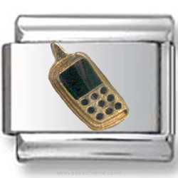 Cell Phone Italian Charms